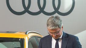 Verdunklungsgefahr in Abgas-Affäre: Stadlers Verhaftung erschüttert Audi
