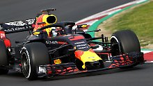 Daniel Ricciardo kann die beiden Topteams Mercedes und Ferrari bereits jetzt ärgern.