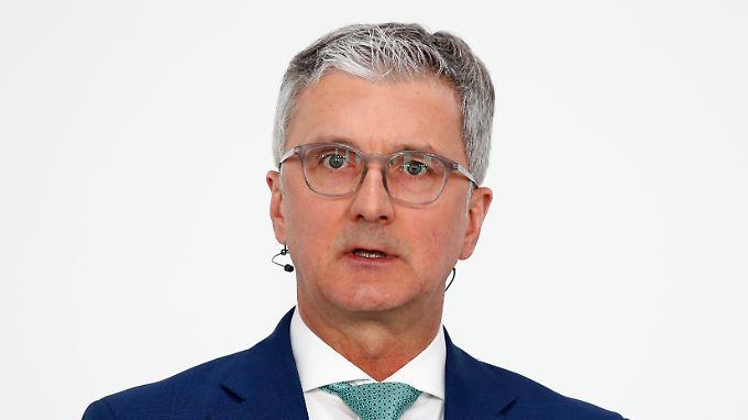 """Top-Manager hinter Gittern: Mit einer Aussage könnte Rupert Stadler den Haftgrund """"Verdunklungsgefahr"""" womöglich ausräumen."""