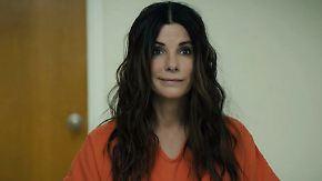 """Geballte Frauenpower in """"Ocean's Eight"""": Bullock übernimmt für Clooney"""