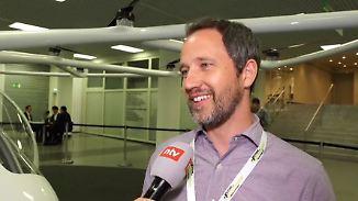 """Volocopter-Chef im Interview: """"Wenn die Technik passt, sind die Regularien Fleißarbeit"""""""