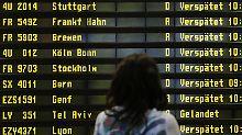 """""""Dann kommt der Sturm"""": Fluglotsen erwarten weiter Chaos in der Luft"""