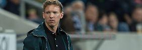2019 Wechsel zu RB Leipzig: Nagelsmann kehrt Hoffenheim den Rücken