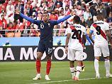 Mbappé knackt Rekord: Frankreich beendet Perus WM-Traum