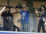 Der Sport-Tag: Diego Maradona macht ordentlich Fan-Rabatz
