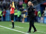 Der Sport-Tag: Argentiniens Trainer gibt sich selbst die Schuld