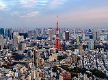 Der Sport-Tag: Toilettengang japanischer Fans sprengt Wasserverbrauch