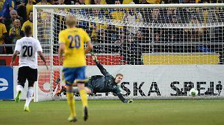 WM-Fakten für Besserwisser: Trifft die DFB-Elf auf Schweden, sind Tore garantiert