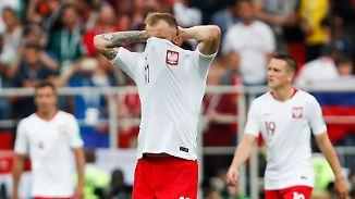 WM-Fakten für Besserwisser: Polen muss gegen Kolumbien seinen Negativtrend stoppen