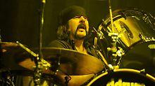 Zweimal wurde Vinnie Paul mit seiner Band Pantera für einen Grammy nominiert.