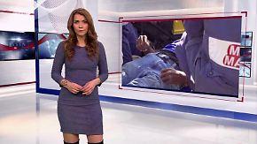 n-tv Wissen: Thema u.a.: Katastrophen Training