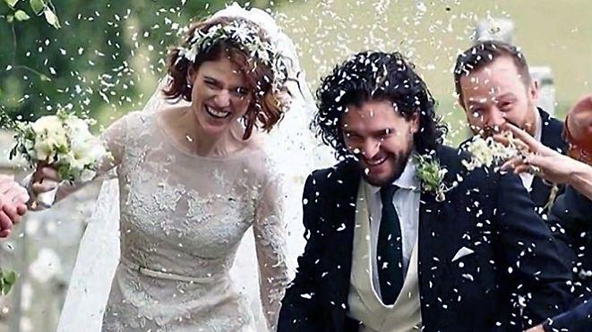 Promi-News des Tages: Jon Snow ist unter der Haube