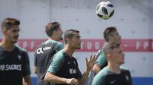 Ronaldo rechnet, und zwar mit dem Gruppensieg.