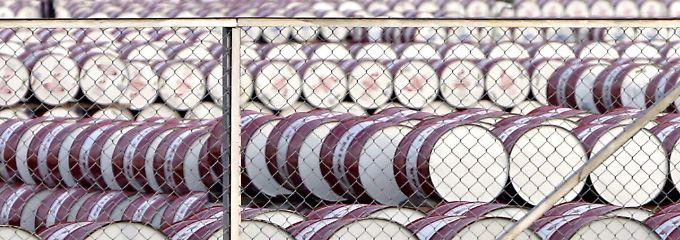 Rund 159 Liter je Fass: Das Barrel ist die Maßeinheit für den wichtigsten Treibstoff der Weltwirtschaft.
