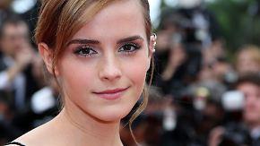 Promi-News des Tages: Emma Watson heftig knutschend in LA erwischt
