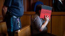 Beim Sex gefesselt und erwürgt: Prostituiertenmörder muss lebenslang in Haft