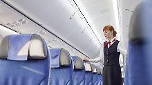 US-Forscher stellen Studie vor: Flugpersonal bekommt häufiger Krebs
