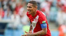 Fans jubeln trotz WM-Aus: Guerrero ballert sich und Peru ins WM-Glück