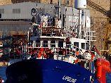 """Offener Brief an Seehofer: """"Lifeline"""" fährt in Hafen von Valetta ein"""