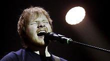 Gelsenkirchen statt Düsseldorf: Ed Sheeran darf Zehntausende begeistern