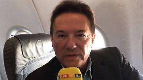 """Klaus Jakob im Verlierer-Flieger: """"Löws Elf sitzt wortlos in den ersten Reihen"""""""