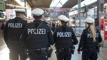 Tausende neue Bundespolizisten: Koalition gibt mehr Geld für Innere Sicherheit