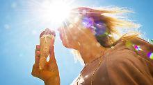 Sonne macht im Juli Überstunden: Der Hochsommer kommt  - und bleibt