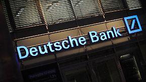 Krisenmanagement mangelhaft: Deutsche Bank fällt bei US-Stresstest durch