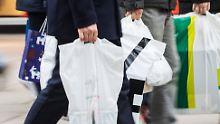 Größter Rückgang seit 2011: Einzelhandel erleidet starkes Umsatzminus