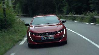 Sportlicher Gegenpol zum SUV-Trend: Peugeot 508 peilt obere Mittelklasse an
