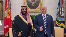 Der Börsen-Tag: Saudis wollen Trump mit billigem Öl helfen