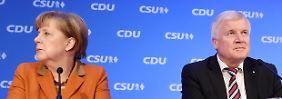 Tag der Entscheidung in Bayern: CDU und CSU ringen um Erhalt der Union