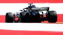 Verstappen siegt, Vettel Dritter: Mercedes erlebt totales Österreich-Debakel
