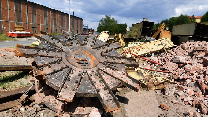 Das Ende der Kaliwerke in Bischofferode steht für das Ende von weiten Teilen des Kalibergbaus in der DDR.