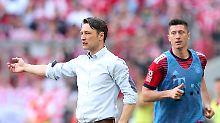 Trainer zählt auf Boateng: Kovac spricht Machtwort bei Lewandowski