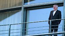 Ringen um die Zukunft der Union: Showdown zwischen Merkel und Seehofer