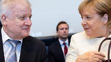 """Pressestimmen zur Asyl-Einigung: """"Deutschland ist unberechenbarer geworden"""""""