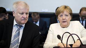 """Ende des Asylstreits in der Union: Kompromiss """"erlaubt"""" es Seehofer, Innenminister zu bleiben"""