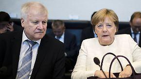 Geplante Verschärfung der Asylpolitik: Kompromiss der Union stößt auf viel Skepsis