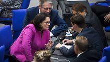 """""""Geht's noch?!"""": Die SPD hat jetzt ein Haltungsproblem"""