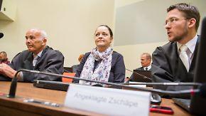 """""""Habe und hatte keine Kenntnis"""": Zschäpe spricht das letzte Mal im NSU-Prozess"""