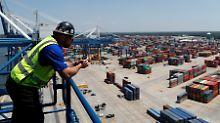 Streit mit USA in nächster Runde: China bereitet Zoll-Antwort vor