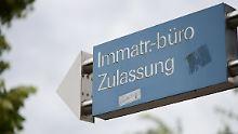 In Richtung Zulassung: Immer weniger Studiengänge an deutschen Hochschulen sind mit einem Numerus Clausus belegt.