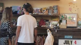Promi-News des Tages: Heidi Klum und Tom Kaulitz shoppen Kinderklamotten
