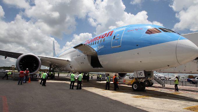 Tui-Fly hatte den Flug zwar organisiert, ließ ihn aber von Thomson Airways ausführen; zahlen muss nun Tui-Fly