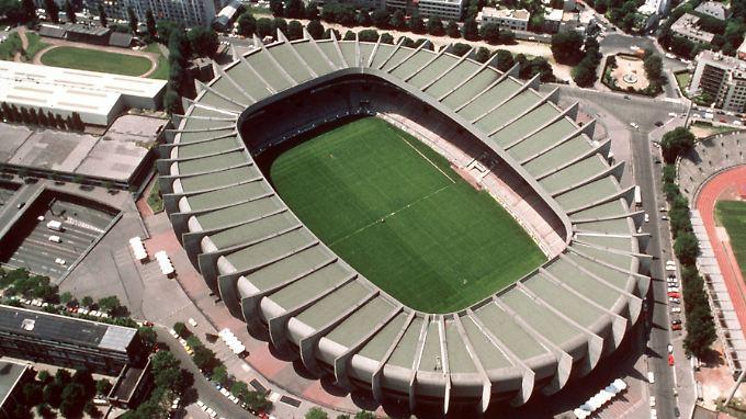 Tuchels neues Wohnzimmer: Das Prinzenparkstadion in der franzöischen Hauptstadt.