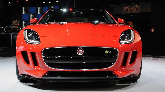 Understatement ist nicht die Art von Jaguar.