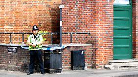 Erneuter Vergiftungsfall in Salisbury: In Lebensgefahr schwebendes Paar war Nowitschok ausgesetzt