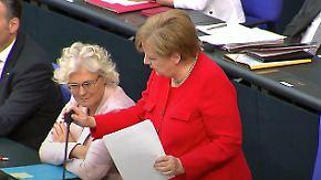Sommerpause im Bundestag: Best of der lustigsten Szenen der vergangenen Monate