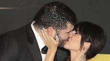 Bussi, Schmatzer, Knutscherei: Küsse verlängern das Leben